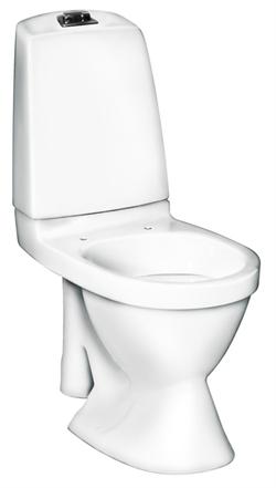 Gustavsberg toilet løber