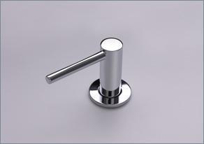 vola bordmonteret s bedispenser i krom 774626500. Black Bedroom Furniture Sets. Home Design Ideas