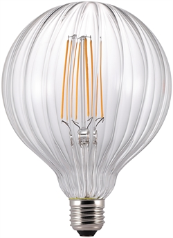 Avra Dekoration LED 2W 75 lumen E27 striber, filament